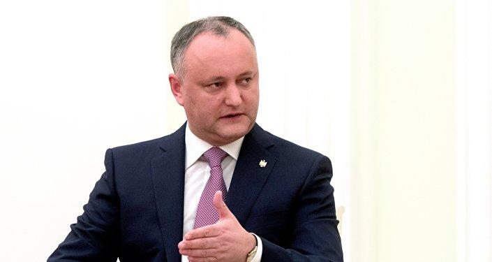 Молдова, Игорь Додон, Евразийский экономический союз