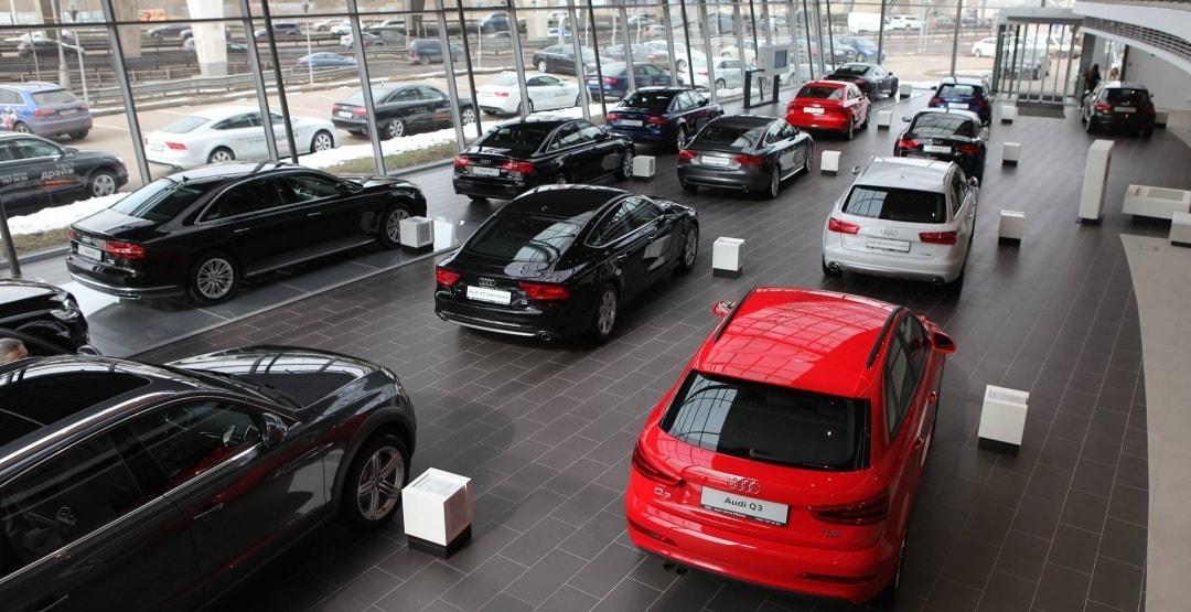прирост продаж, продажи автомобилей