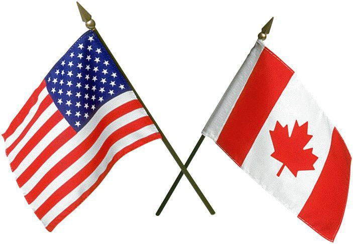 Канада, США, импортные пошлины