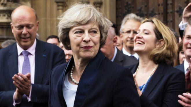 премьер-министр Великобритании, Тереза Мэй, Саудовская Аравия