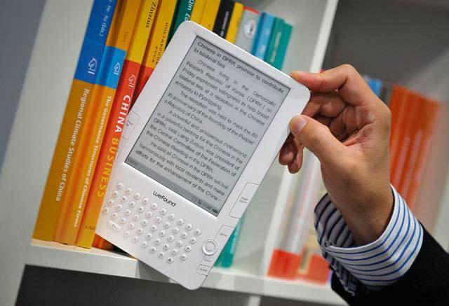 цифровые книги, продажи цифровых книг, потребительский сегмент, Великобритания