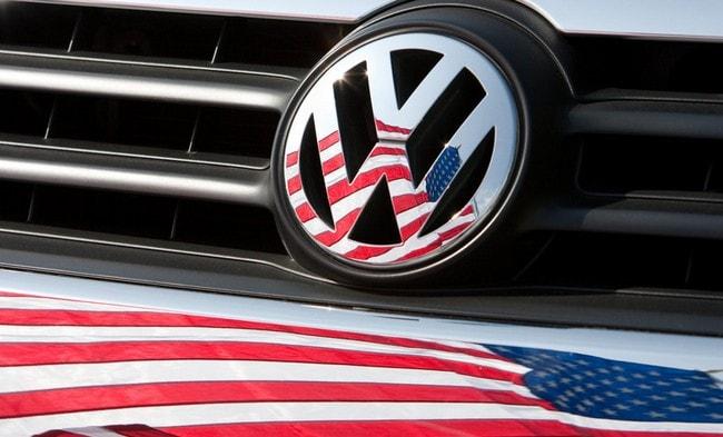 Автоконцерн Volkswagen, штраф