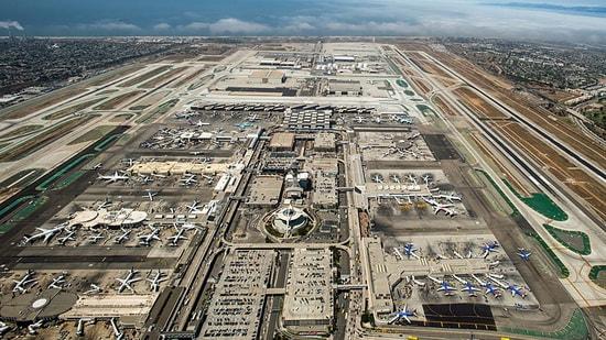 аэропорты США