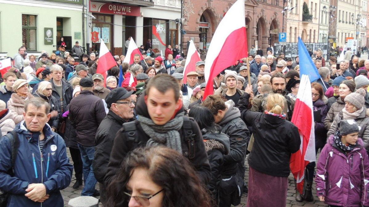 Польша, демократические ценности, союзник Германии