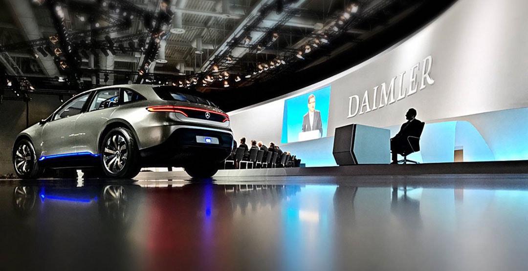 Daimler, Bosch, беспилотные автомобили