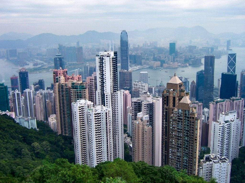 недвижимость в Китае, вторичное жилье, Гонконг