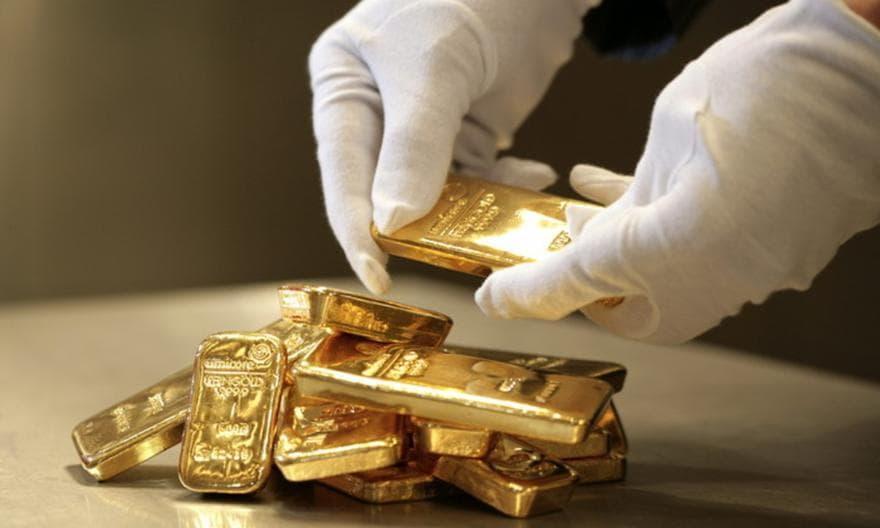 Золото, цена на золото, США