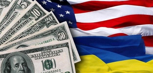 Украина, финансовая помощь, США