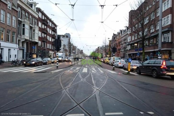 недвижимость в Амстердаме, Нидерланды,