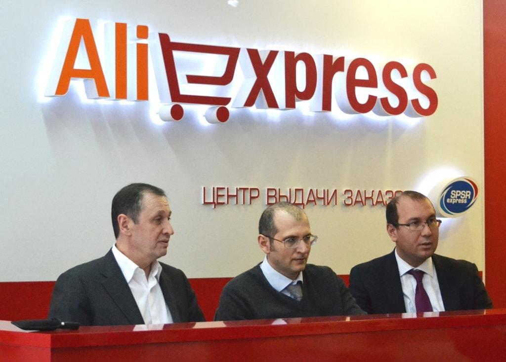 AliExpress, Россия