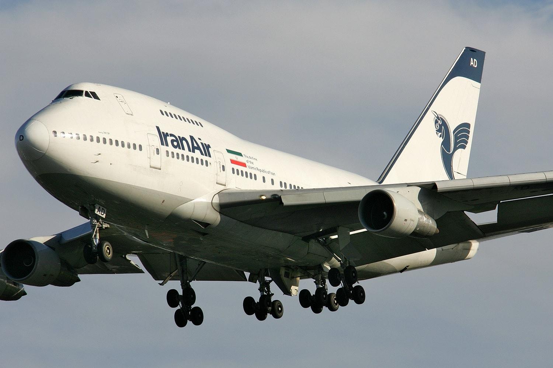 Иран, ATR, Iran Air