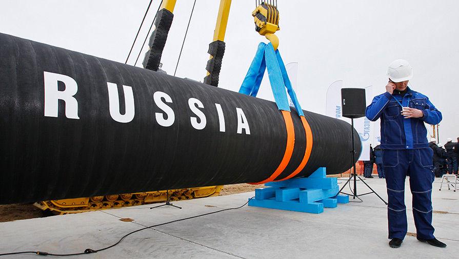 ЕС, Россия, Северный поток-2