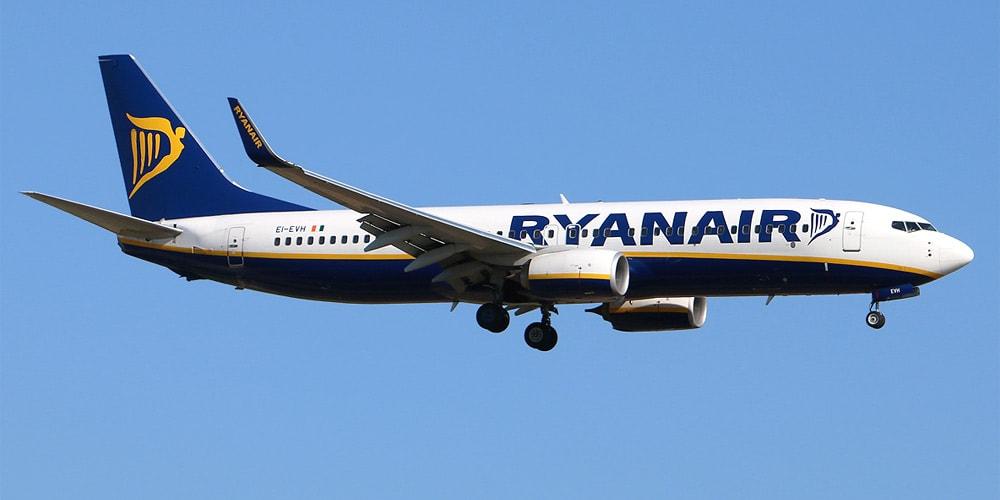 авиакомпания Ryanair, стыковочные рейсы