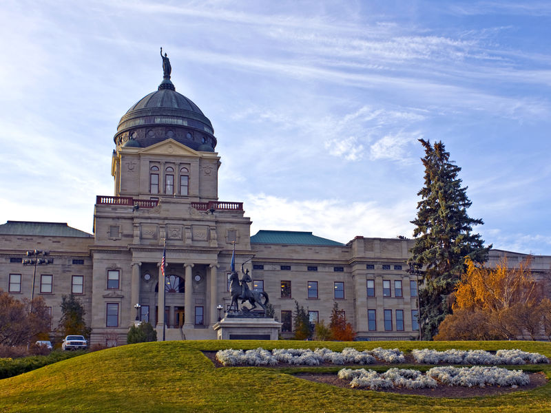штат Монтана, налог на велосипедистов, инвазивный вид