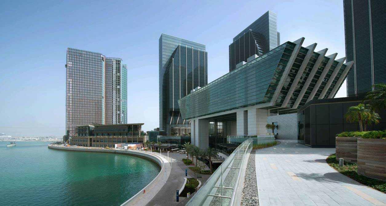 финансовые технологии, свободная экономическая зона, Абу-Даби