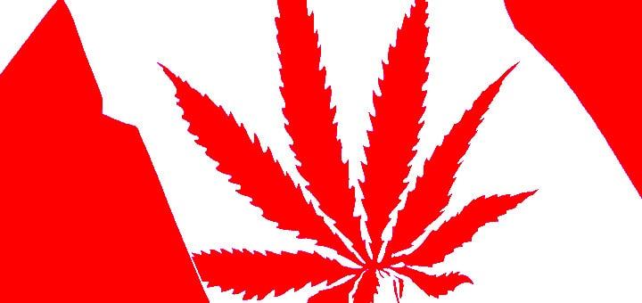 Канада, налог на марихуану