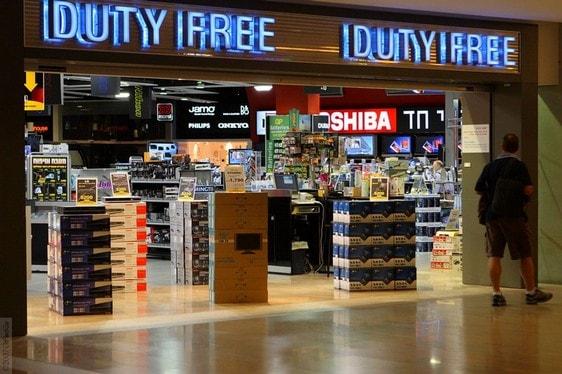 продажа алкоголя в аэропортах