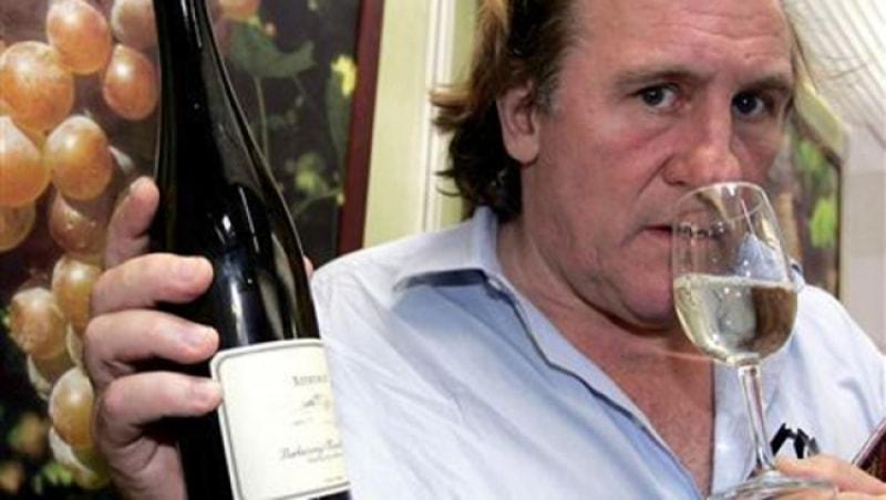 Жерар Депардье, винодельня в Крыму