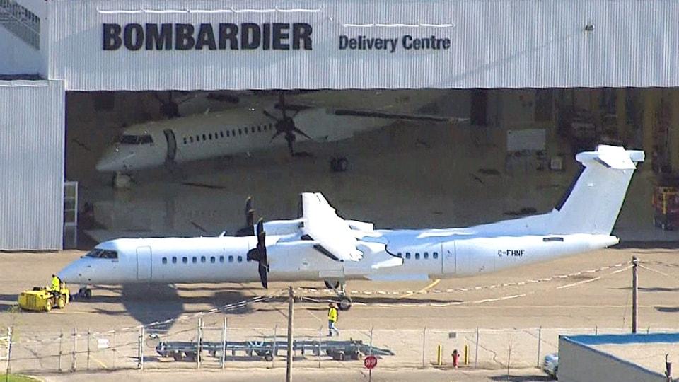 Bombardier, Канада