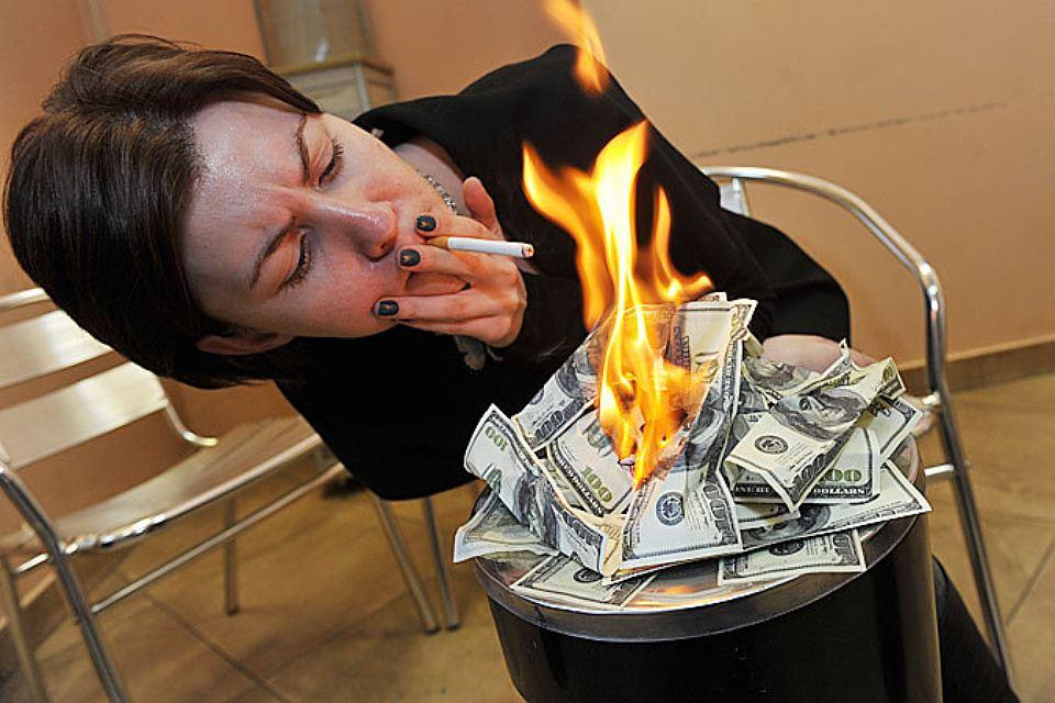 цены на сигареты в Калифорнии, налог на табачные изделия