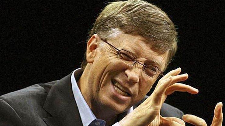 Билл Гейтс, биотерроризм
