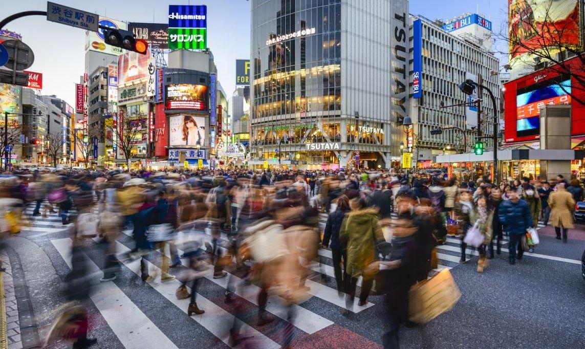 Япония, цифровые валюты, биткоин
