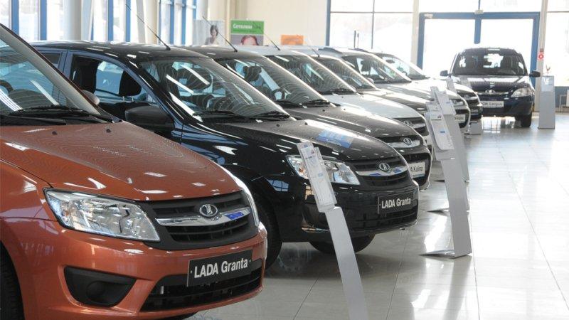 Продажи Lada, ЕС