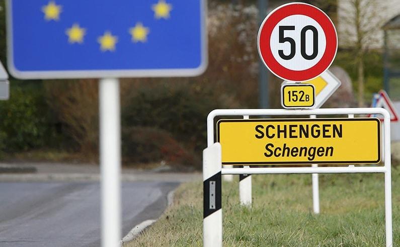 шенгенская зона, Европейская комиссия, терроризм