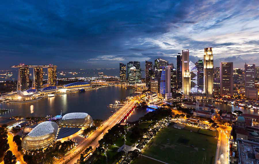 Сингапур, высокооплачиваемые профессии, зарплата