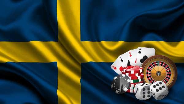 азартные игры в Швеции