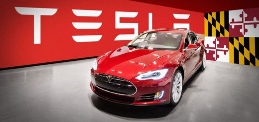 Tesla, Ford, рыночная стоимость, электромобили