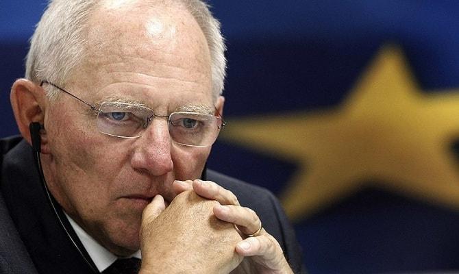 Вольфганг Шойбле, снижение налогов, налоговые льготы