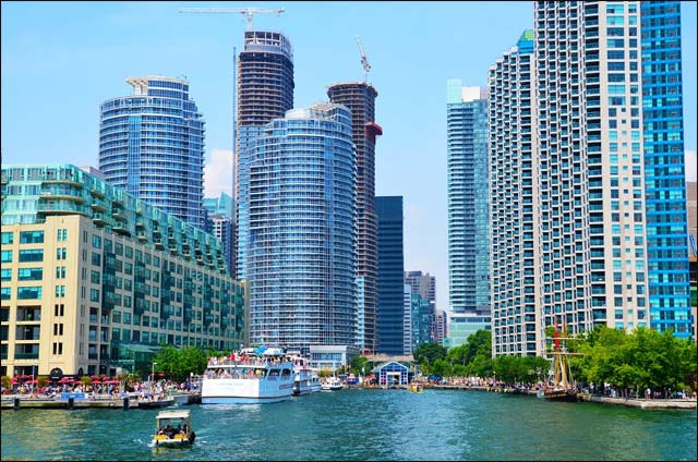 налоговое агентство, район Большого Торонто