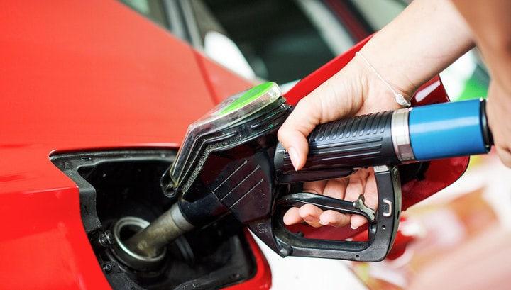 Калифорния, акциз на бензин