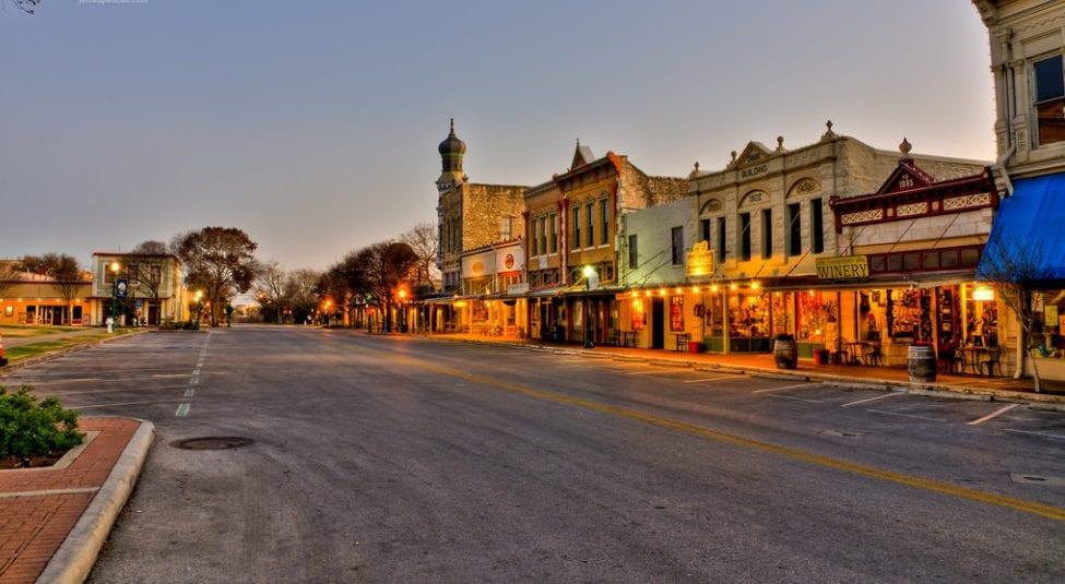 Техас, Бюро переписи населения, быстрорастущий город