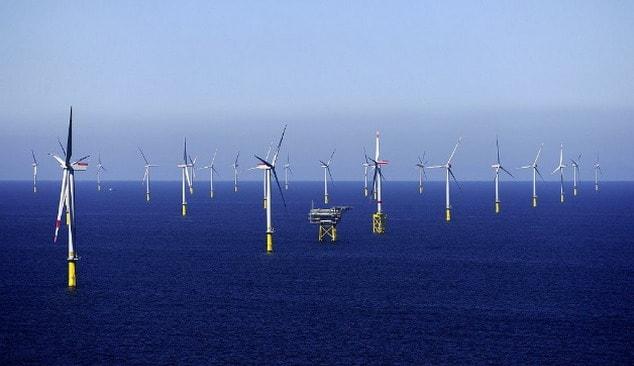 DONG Energy, ветряные турбины