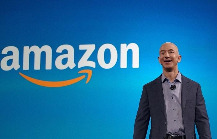 Amazon, холдинг, цена акций