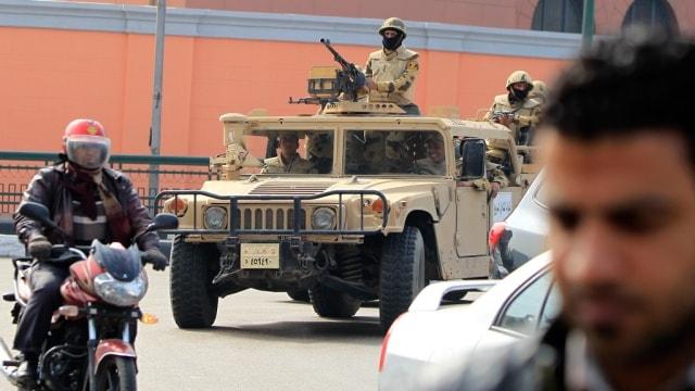 Египет, поддержка терроризма