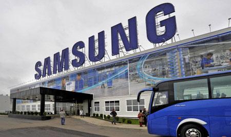Samsung, поставщик, субподрядчик, Южная Корея