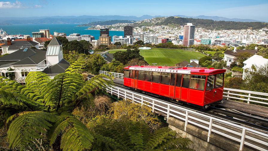 финансовая система, Новая Зеландия