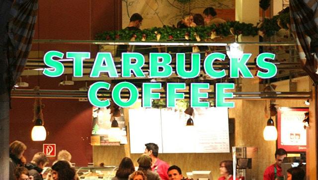 сеть кофеен Starbucs, Starbucs, беженцы