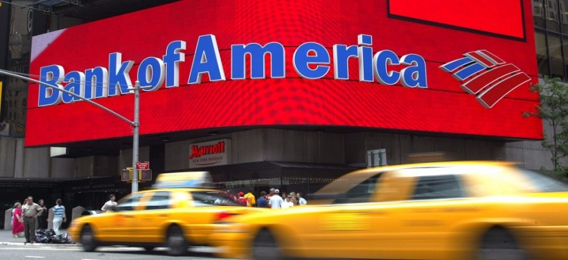 Bank of America, сокращение штатов