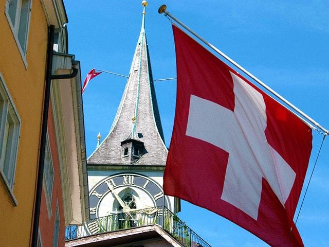 Швейцария, Косово
