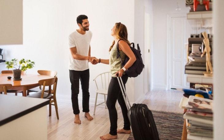 Airbnb, жилье, краткосрочная аренда, Европа, ЕС