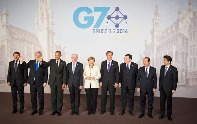 G7, рейтинг, развитие экономики