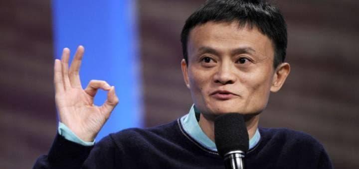 Alibaba, Джек Ма