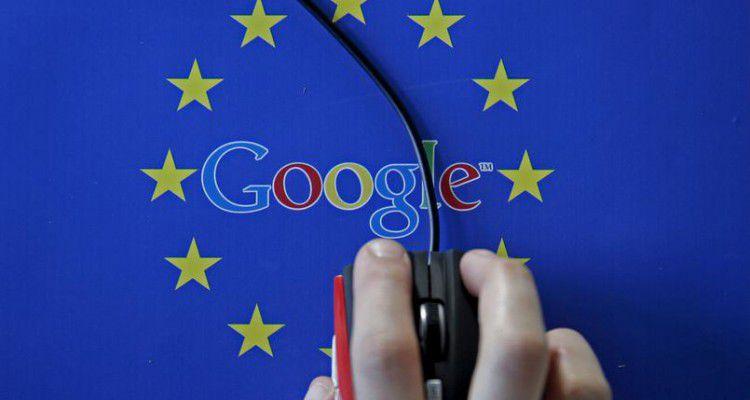 нарушение антимонопольного законодательства, Google, штраф, ЕС