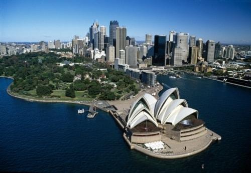 Австралия, экономика, показатели экономического роста