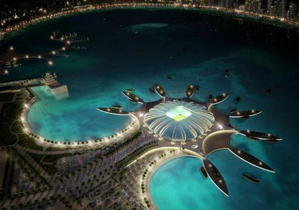 Катар, чемпионат мира по футболу