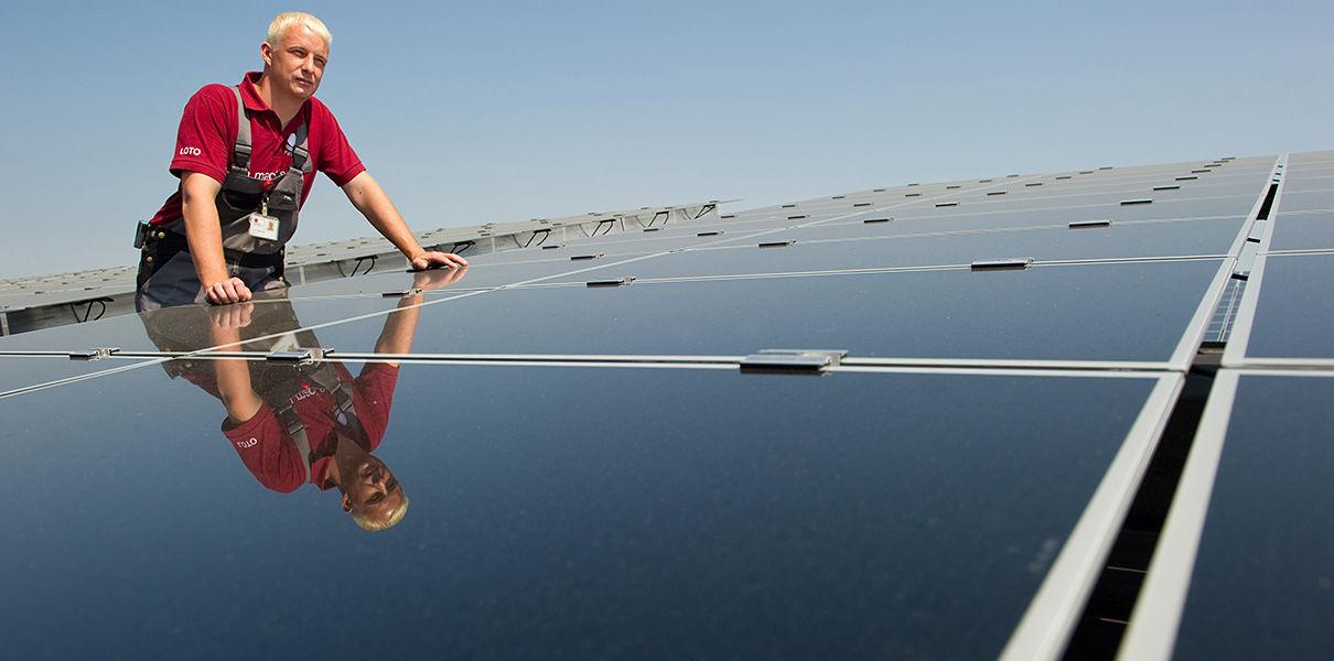 Германия, возобновляемая энергетика